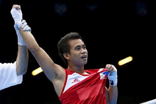 Mark Anthony Barriga get the first PH win in London 2012 Olympics | Good Filipino