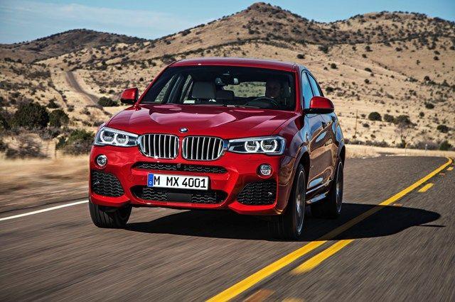 BMW X4, il nuovo SUV-Coupé in salsa bavarese