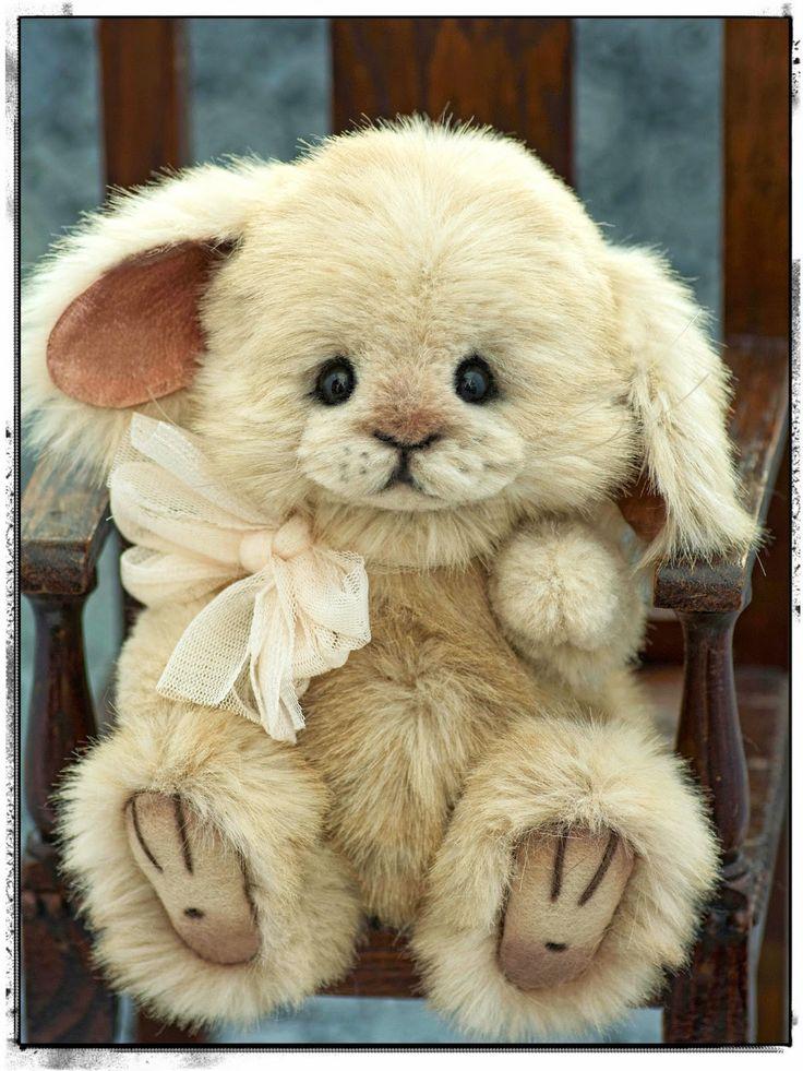 Three O'Clock Bears: Loopy the Bunny available