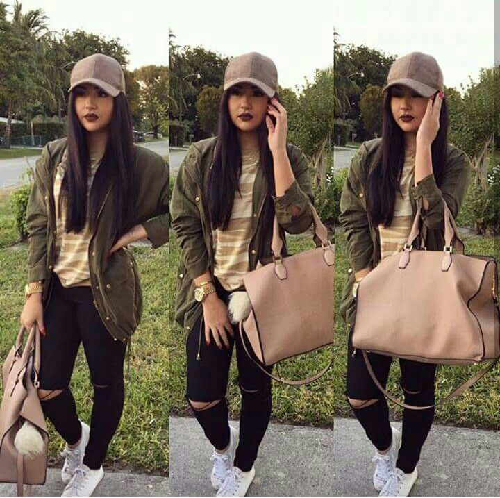 marvellous girls with swag outfits winter 8