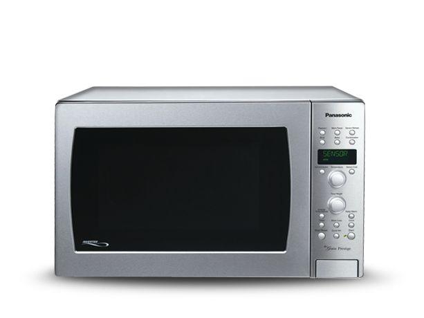 Panasonic NN-CD989S - Convection Microwave