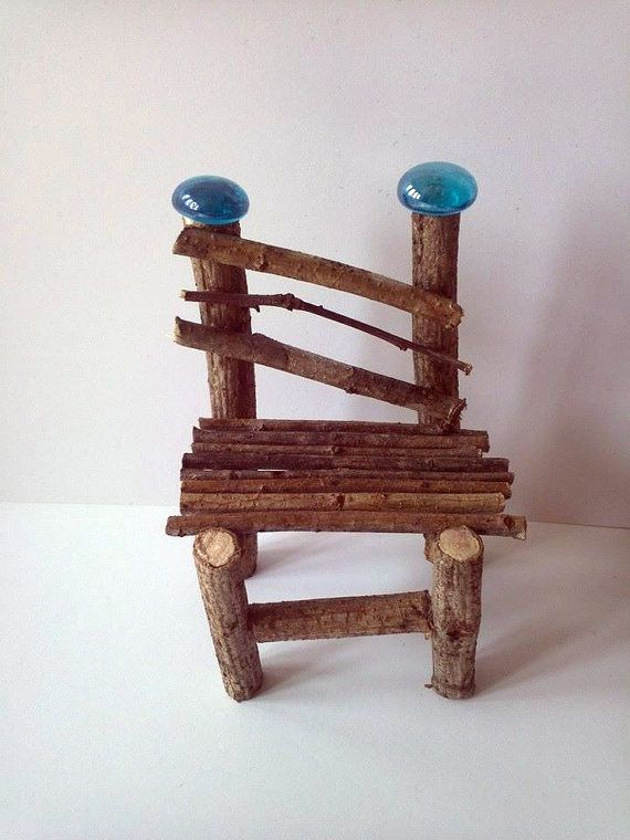 5 Twig Fairy Chair By WyldBohotique On Etsy, $8.50