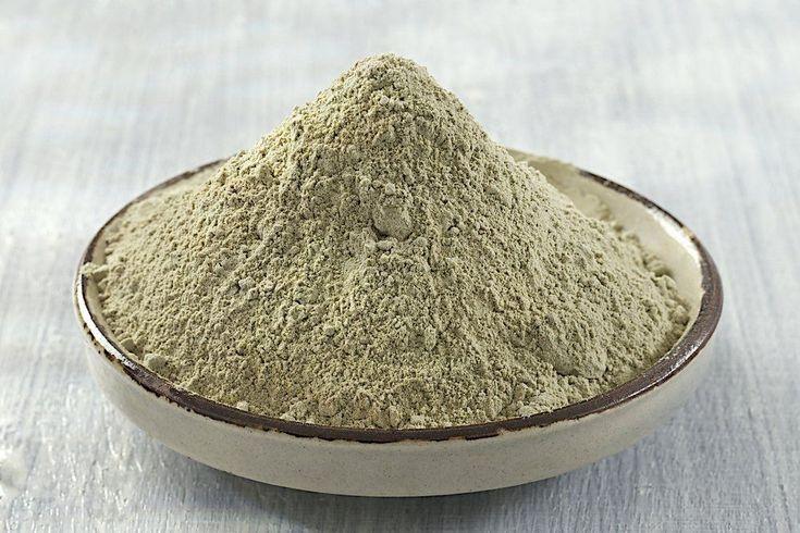 Mineralerde Bentonit