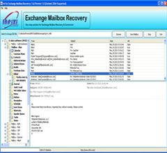 Exchange recovery application smartly recover deleted EDB file without consuming much time. It also convert EDB file to PST format. Exchange database recovery software makes able to see all deleted or corrupt exchange data within quick time performance. You should try Exchange Mailbox recovery software if you are facing such a problem of corrupt EDB file or exchange database corrupt file.