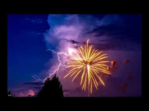 Kelvin Amarat - Musique pour Feu d'Artifices 19; Fireworks Music