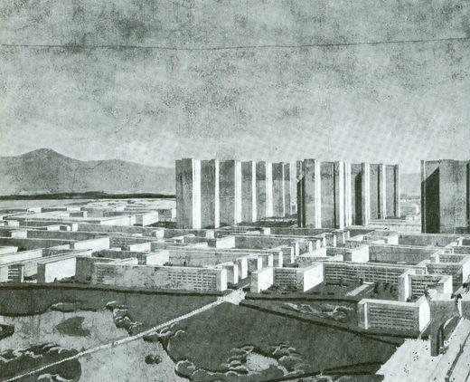 visions de villes cities visions le corbusier une ville