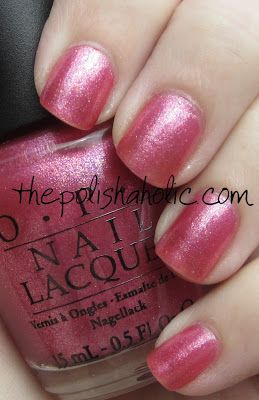 OPI - And This Little Piggy...