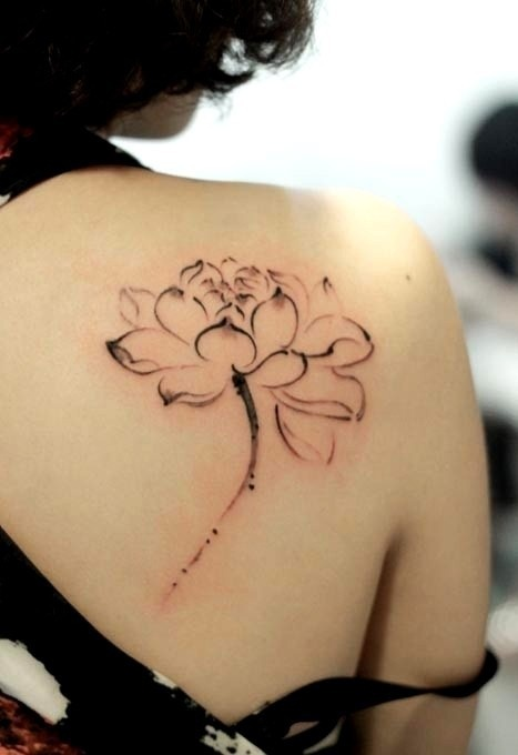 if I ever got a tattoo, it would be this a little smaller:)