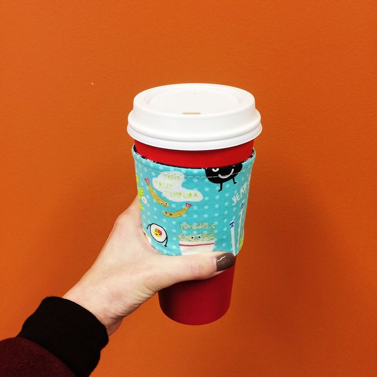 refluff coffee sleeve