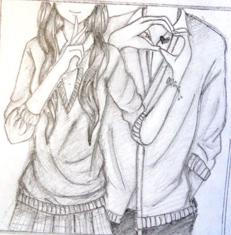 cute couple drawings - Google Search