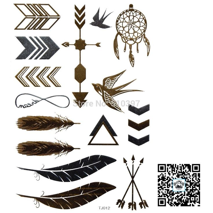 Tattoo Flash Wallpaper By Feathr: 33 Best Images About Gold Flash Metallic Temporary Tattoo
