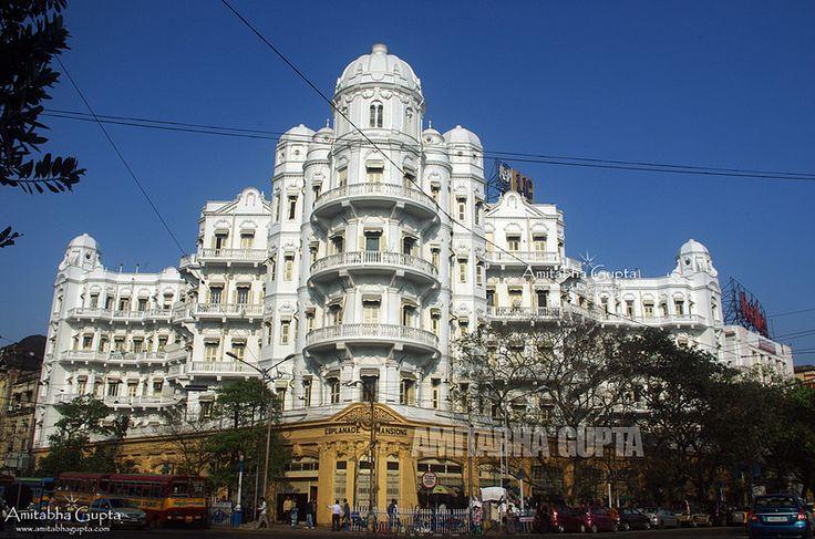 Esplanade Mansions, Kolkata | by AmitabhaGupta