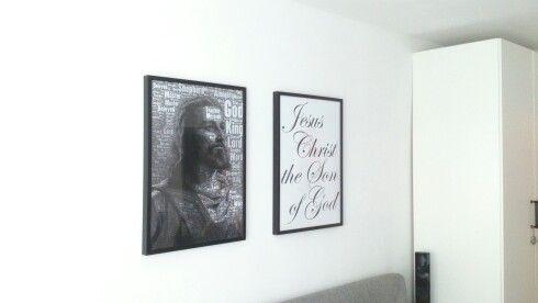 Typography, religion
