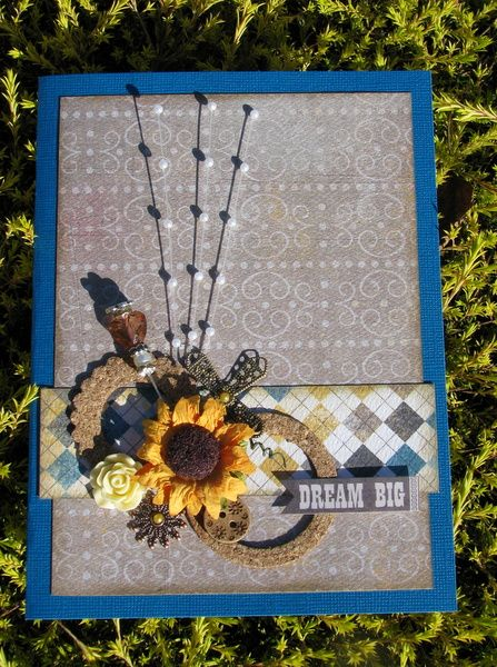 Created by Judith Armstrong for The Trinket Track. Using The Trinket Track Embellishments and My Minds Eye