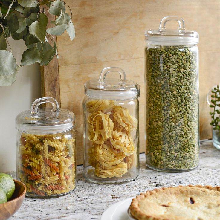 Add Some Organization And Sophistication To Your Counters With Our Kitchen  Canisters. Whether Youu0027