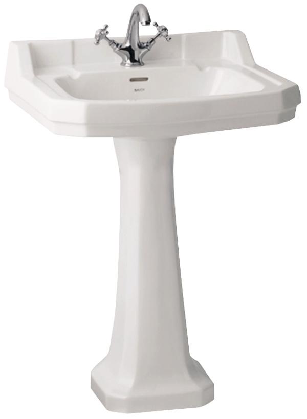 Edwardian basin http://www.bathstore.com/products/edwardian-610-basin-172.html and pedestal http://www.bathstore.com/products/savoy-full-pedestal-1450.html - £189
