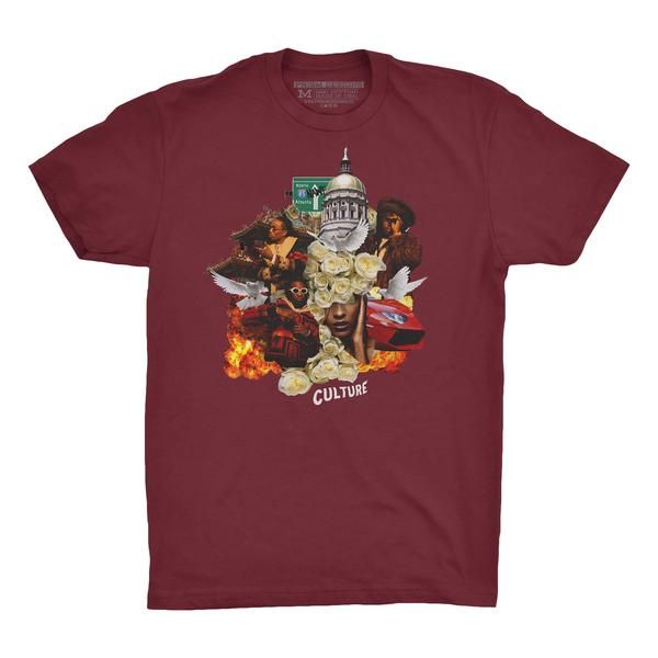 Culture Migos Quavo Womens T-Shirt | Products | Pinterest | Products