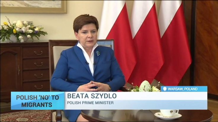 """Poland's conservative leadership has issued a resounding """"Nie"""" (No) to thousands of migrants being resettled in Poland in deference to threats and demands from the EU. """"Poland will not submit to any blackmail on …"""