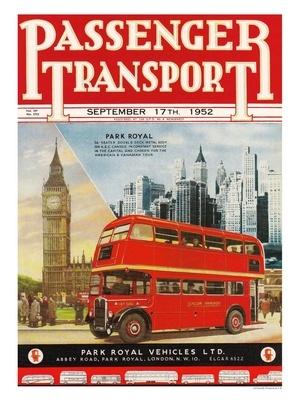 AP2644K - Passenger Transport, London Bus