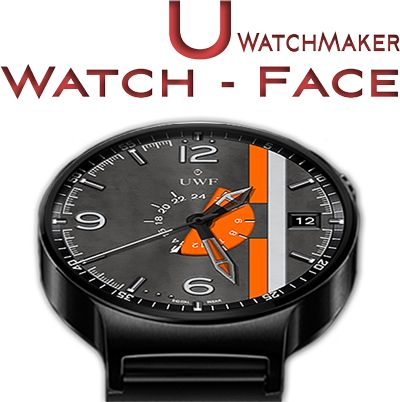 Ultimate Watch Face [U-wmwatchface] #android #androidwear #watchface