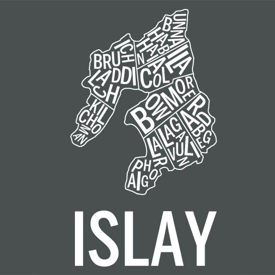 Islay i färgen negativ grafit