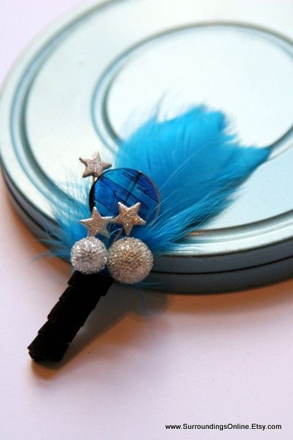 space boutonniere