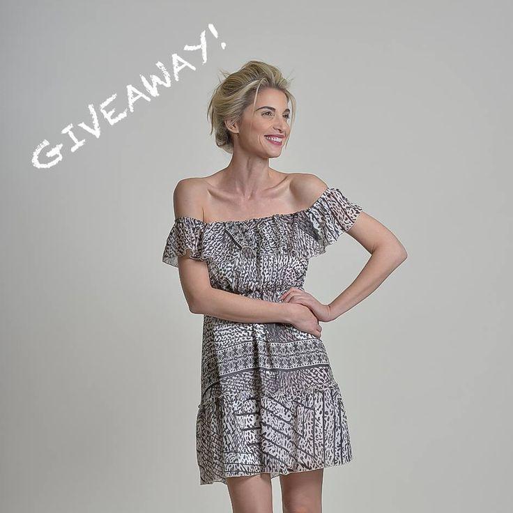Διαγωνισμός nikikartsona.com με δώροτο φόρεμα της φωτογραφίας http://getlink.saveandwin.gr/90l