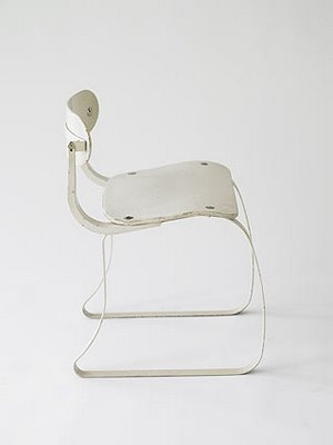 health chair, designed by Herman H. Sperlich, 1938