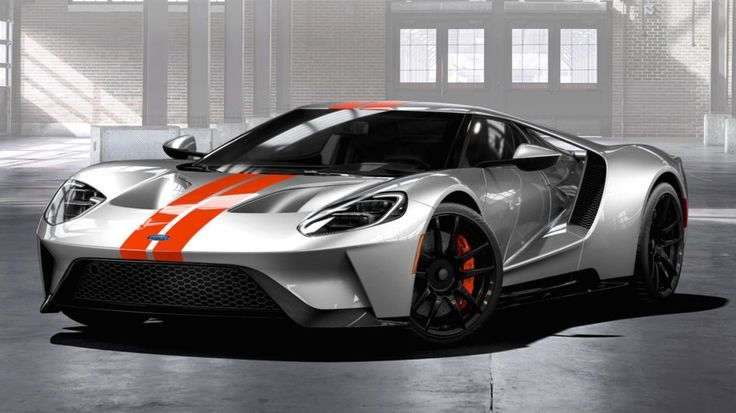 Ford_gt $450,000. Released 2017