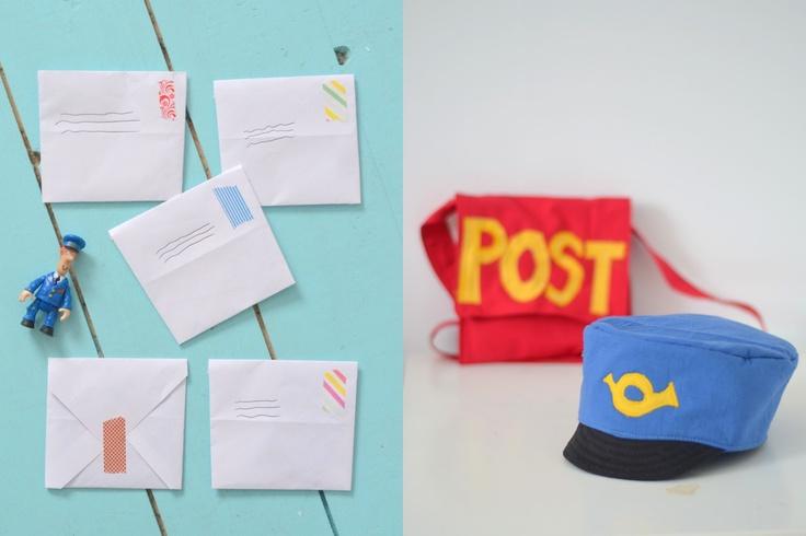 Handmade Vibeke  Postman #carnival