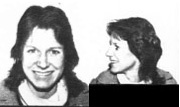 Elaine KRAUSHER.   Location : Cochrane, AB  Details : On Saturday, July 19, 1986, her body was found lying on the southeast bank of Jumping Pound Creek near Cochrane and 6.3 km south of Highway #1 at a location where the creek crosses Highway 68. Elaine was a known Sex Trade Worker and she was last seen alive on July 19, 1986. at 1:30AM She was seen by a 'coworker' getting into a brown vehicle on 1st Avenue and 2nd Street SW, Calgary, AB which was frequented by johns and Sex Trade Workers.