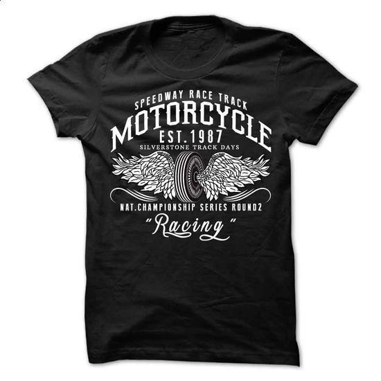 speedway race track motorcycle 1987-racing - #custom dress shirts #hoodie sweatshirts. BUY NOW => https://www.sunfrog.com/LifeStyle/speedway-race-track-motorcycle-1987-racing.html?60505