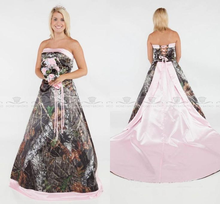 100+ Plus Size Camouflage Wedding Dresses - Wedding Dresses for Plus Size Check more at http://www.dust-war.com/plus-size-camouflage-wedding-dresses/
