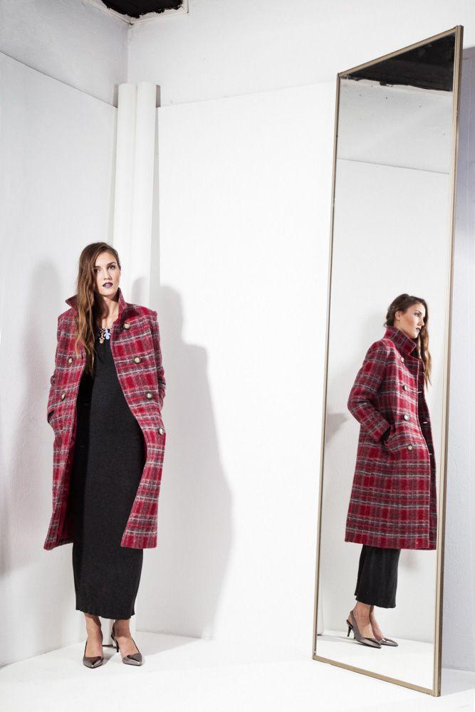 60s style Coat 528zł / 152$ 100% Wool
