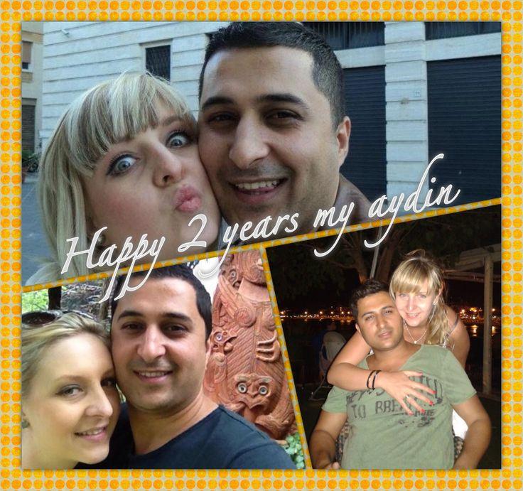 Anniversary 2 years gosh already