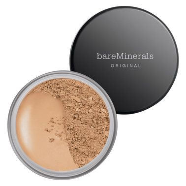 This best selling mineral foundation delivers flawless coverage with a natural luminous finish that won't clump or cake, perfect for the no-makeup look. Promotes clearer, healthier looking skin.