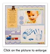 handprint: Handsome Handprints, Handprint Scrapbook, Footprint Crafts, Kiddo Fun, Handprint Art, Handprints Scrapbook, Craft Ideas, Kid Crafts