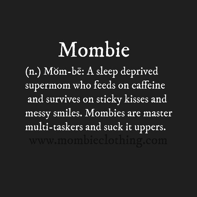 """""""Also, what do you guys think so far? What changes would you like to see if any? Contest is still going! If you comment on the original Define Mombie post…"""""""