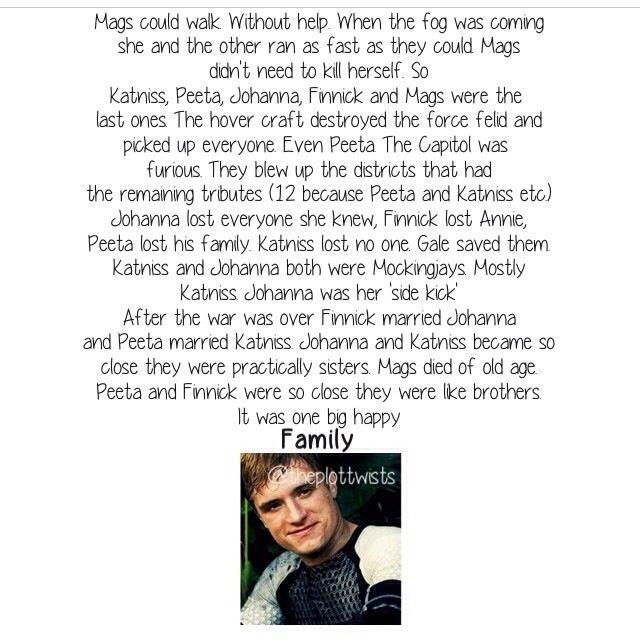 i love this plot twist