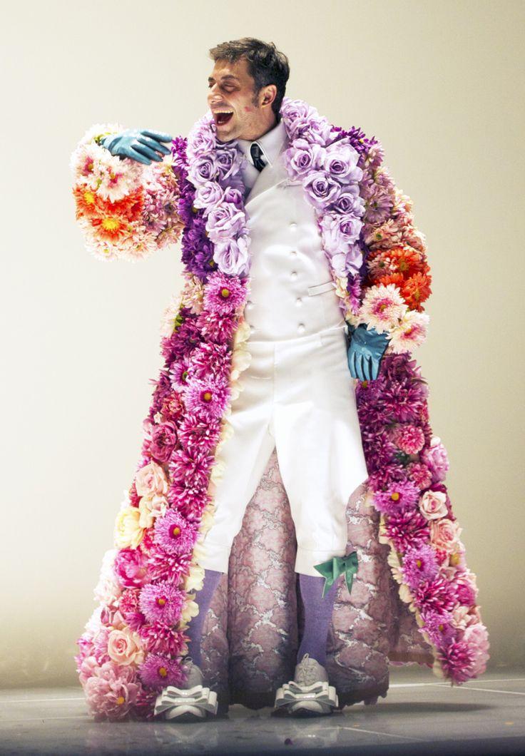"""Filippo Timi in """"Don Giovanni"""" - 2014"""