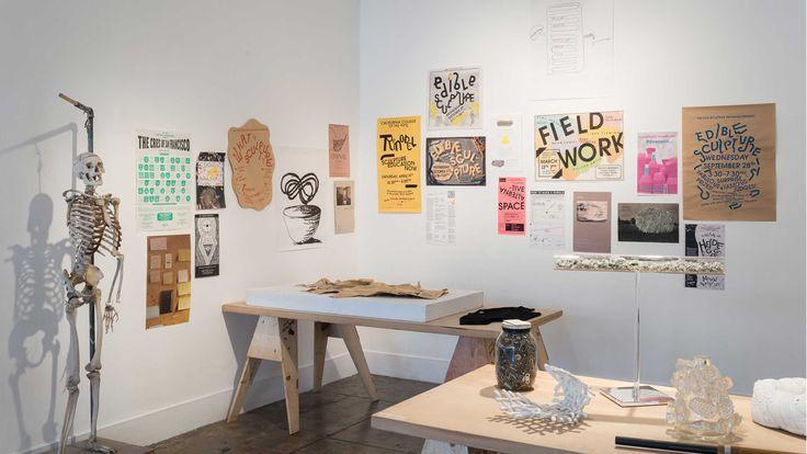 California College of the Arts: The Immediate Archive Exhibition - ARTS THREAD - ArtsThread