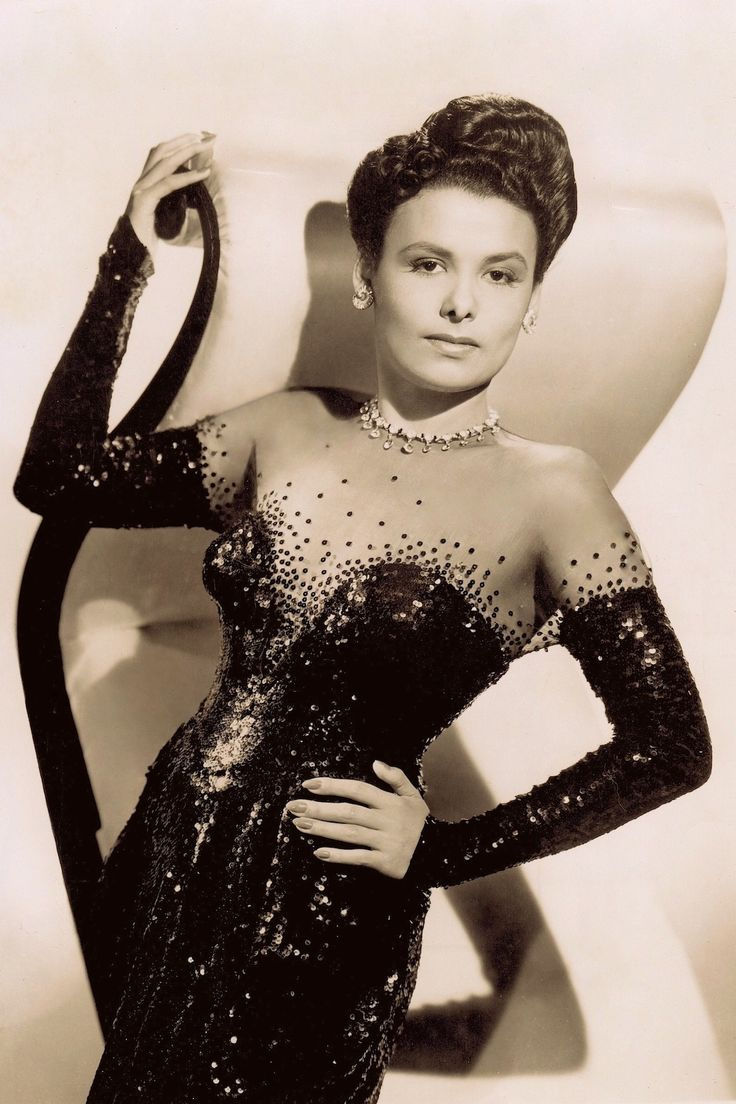 LENA HORNE STORMY WEATHER (1943) vintage publicity photo. One of the greatest…