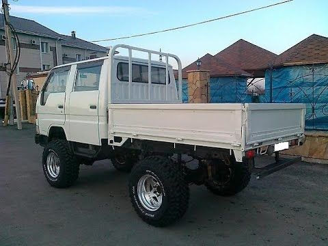 10 Images About Hiace 4wd On Pinterest Portal 4x4 And