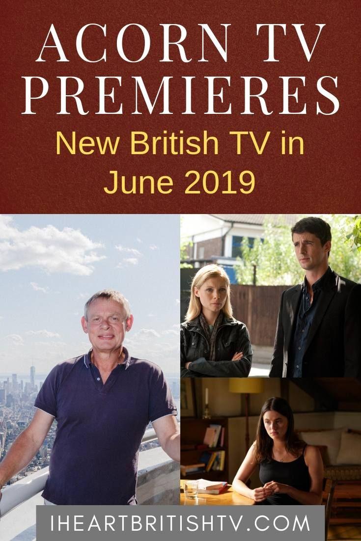 What's New on Acorn TV for June 2019? - I Heart British TV