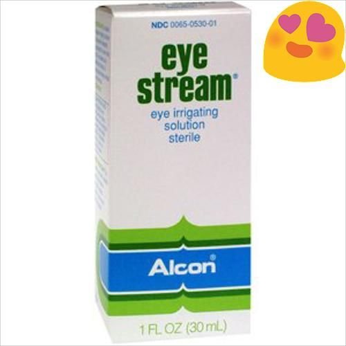 #vision EYE #STREAM SOL 30ML by ALCON LABORATORIES, INC ***
