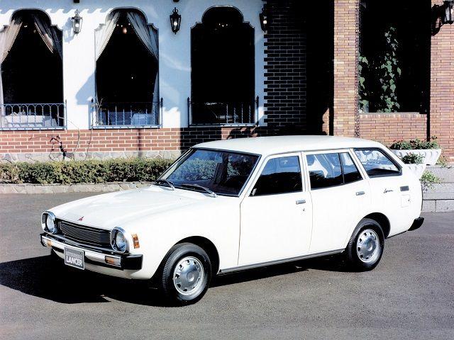 Mitsubishi Lancer Van (1976 – 1985).