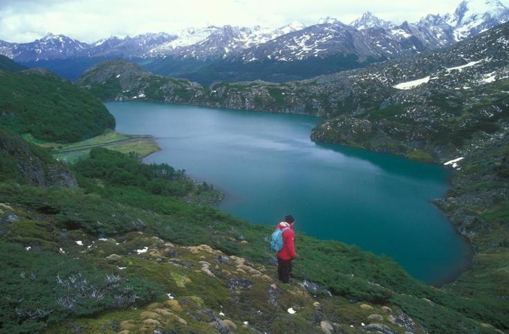 Ushuaia, Tierra del Fuego. Foto de Osvaldo Peralta. Más info en www.facebook.com/viajaportupais