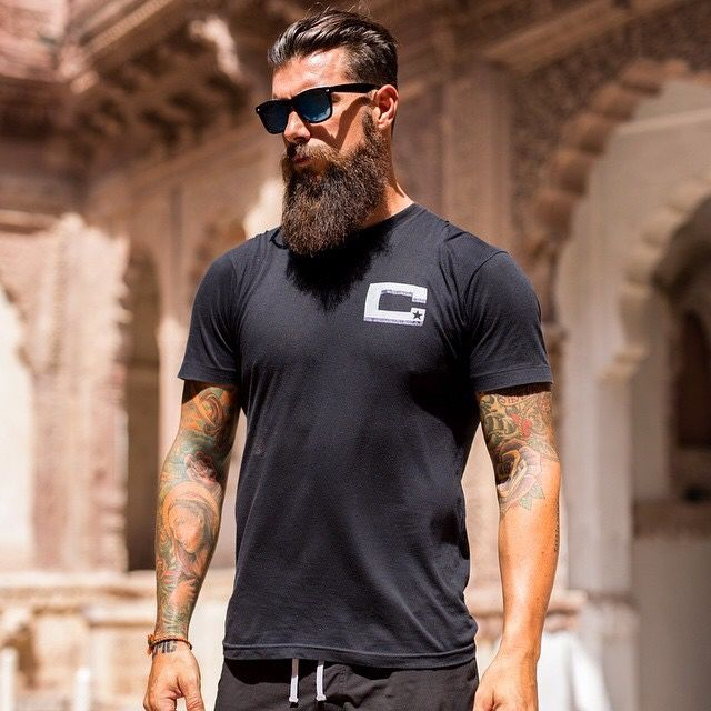 That's a cool fucker right there - #beard #beardgang #beardedbasturds   www.localbeardoil.co.uk