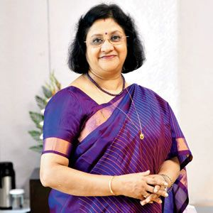 Arundhati Bhattacharya is an Indian banker. She is the first woman to be the Chairperson of State Bank of India. In 2014, she was listed as the 36th most powerful woman in the world by Forbes.