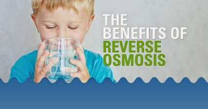 Advantages Of Reverse Osmosis Water